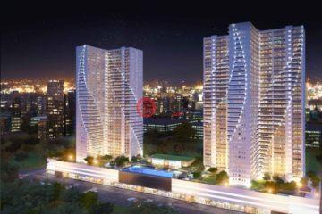 居外网在售菲律宾1卧1卫新开发的房产总占地4平方米PHP 4,106,025