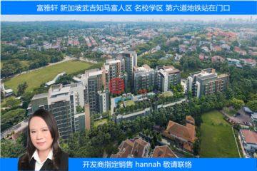 居外网在售新加坡4卧4卫新开发的房产总占地18532平方米SGD 3,380,000