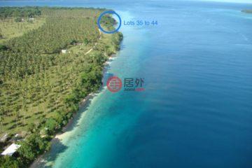 居外网在售瓦努阿图卢甘维尔USD 598,000总占地120000平方米的土地