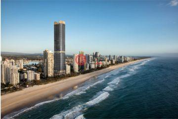 居外网在售澳大利亚Surfers Paradise新开发的房产AUD 450,000
