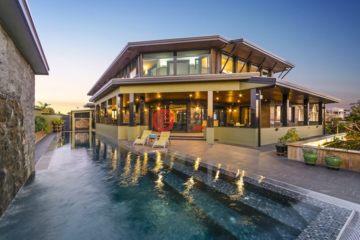 澳洲房产房价_新南威尔士州房产房价_亚姆巴房产房价_居外网在售澳洲亚姆巴4卧5卫特别设计建筑的房产总占地2182平方米AUD 5,200,000