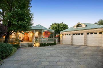 居外网在售澳大利亚墨尔本4卧2卫的房产总占地1200平方米AUD 1,860,000