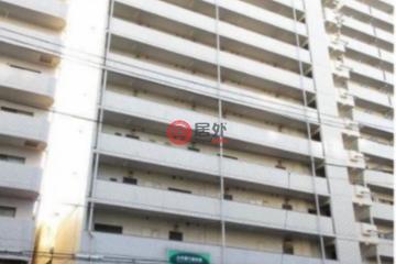 居外网在售日本1卧1卫曾经整修过的房产总占地20平方米JPY 18,900,000