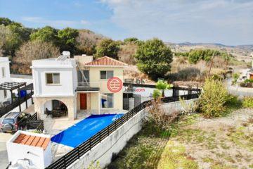 居外网在售塞浦路斯3卧3卫原装保留的房产总占地350平方米EUR 197,000