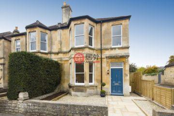 居外网在售英国4卧4卫最近整修过的房产总占地242平方米GBP 750,000