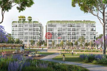 居外网在售澳大利亚2卧2卫新开发的房产总占地186平方米