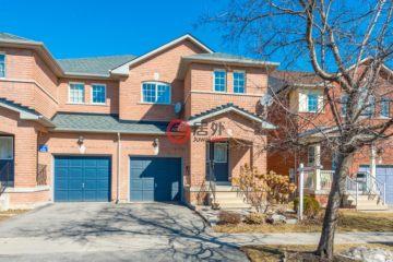 居外网在售加拿大万锦市3卧3卫的房产CAD 879,000