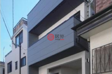 居外网在售日本2卧2卫新房的房产总占地56平方米JPY 81,800,000