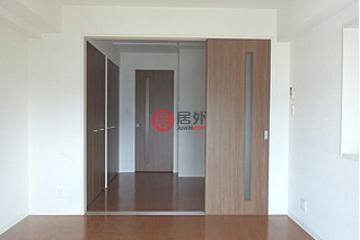 居外网在售日本大阪市1卧1卫的房产总占地34平方米JPY 23,500,000