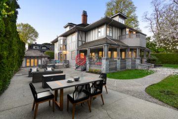 加拿大房产房价_不列颠哥伦比亚省房产房价_温哥华房产房价_居外网在售加拿大温哥华8卧8卫最近整修过的房产总占地1174平方米CAD 8,688,000