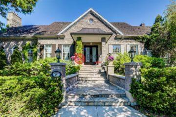 居外网在售加拿大4卧7卫的独栋别墅总占地1244平方米CAD 2,798,000