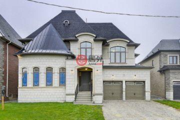 居外网在售加拿大4卧6卫新房的房产总占地663平方米CAD 2,688,888
