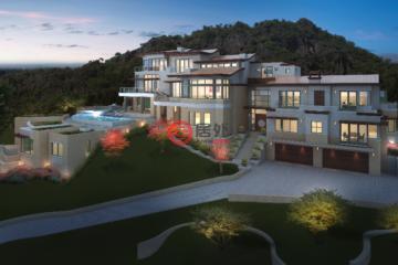 美国房产房价_加州房产房价_希尔斯伯勒房产房价_居外网在售美国希尔斯伯勒6卧4卫新开发的房产总占地8498平方米USD 7,500,000