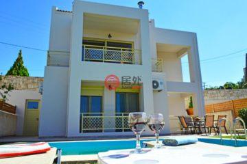 居外网在售希腊Voukolies3卧1卫的房产总占地500平方米EUR 310,000
