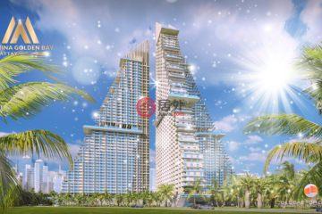 居外网在售泰国芭堤雅新开发的新建房产THB 3,600,000起