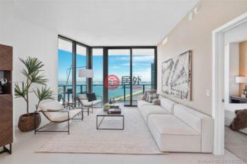 居外网在售美国迈阿密4卧1卫的房产总占地216平方米USD 1,449,000