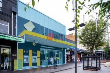 居外网在售澳大利亚伍伦贡总占地569平方米的商业地产