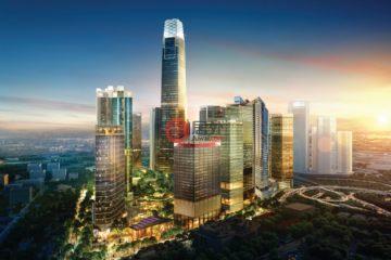 居外网在售马来西亚1卧1卫新开发的房产总占地6710平方米MYR 1,200,000