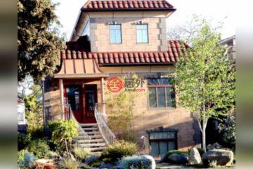 加拿大房产房价_不列颠哥伦比亚省房产房价_温哥华房产房价_居外网在售加拿大温哥华9卧9卫新房的房产总占地335平方米USD 2,960,000