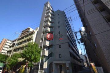 居外网在售日本大阪市1卧的房产总占地17平方米JPY 6,800,000