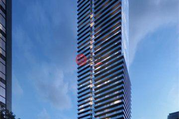 居外网在售加拿大多伦多2卧1卫的房产总占地68平方米CAD 879,900