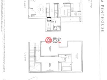 新加坡中星加坡新加坡的新建房产,编号47337934