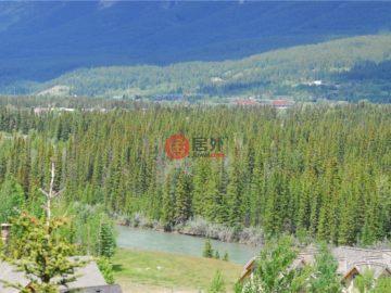 居外网在售加拿大坎莫尔CAD 1,748,000总占地1445平方米的土地