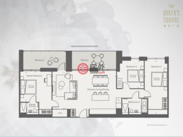 英国英格兰伦敦的公寓,23-25 High St,编号60640451