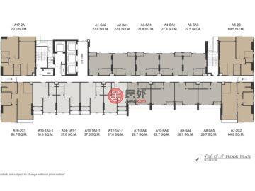 泰国Bangkok MetropolisBangkok的新建房产,567 Si Ayutthaya Road, PhayaThai Rd,编号53723374