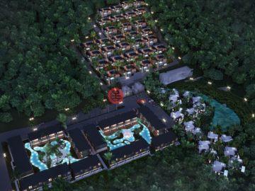 居外网在售泰国2卧新开发的新建房产总占地155平方米THB 10,000,000起
