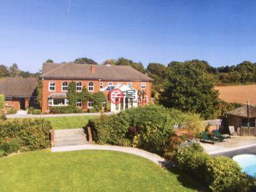 居外网在售英国埃克塞特6卧4卫的房产总占地531平方米GBP 3,101,856