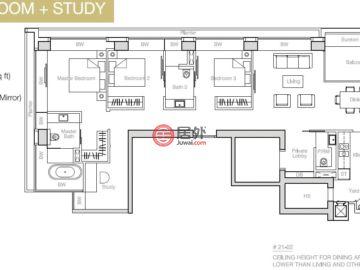 新加坡Singapore的新建房产,18 Anderson Road,编号56968342