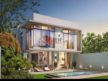 居外网在售阿联酋迪拜5卧6卫的房产总占地404平方米AED 8,100,000