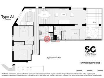 新西兰AucklandAuckland的新建房产,39-41 Gillies Ave, Newmarket, 1023,编号55847403