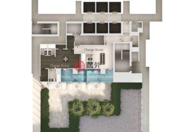 加拿大安大略省多伦多的新建房产,481 University Ave,编号50184274