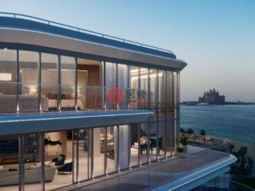 居外网在售阿联酋迪拜5卧的房产总占地465平方米