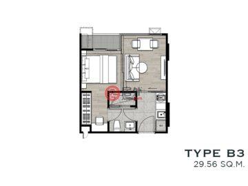 泰国Bangkok MetropolisBangkok的新建房产,Ekkamai Soi 6,编号52640586