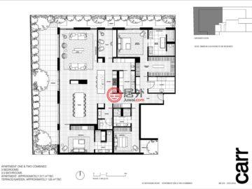 澳大利亚维多利亚州Toorak的房产,1/97 Mathoura Road,编号40023855