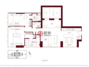 泰国Bangkok曼谷的房产,- Soi Sukhumvit 55 Khlong Tan Nuea Wattana,编号48415037