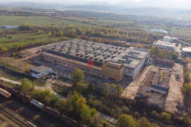 总占地24500平方米的工厂