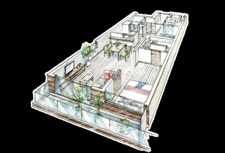 日本Tokyo的新建房产,东京都品川区上大崎2丁目3番,编号50515746