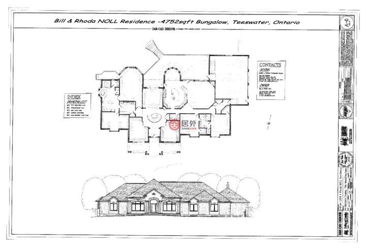 加拿大安大略省Teeswater的房产,Bruce Road 6,编号49388291