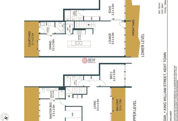 澳大利亚南澳大利亚阿德莱德的房产,1 King William Street, SA 5067,编号46544812