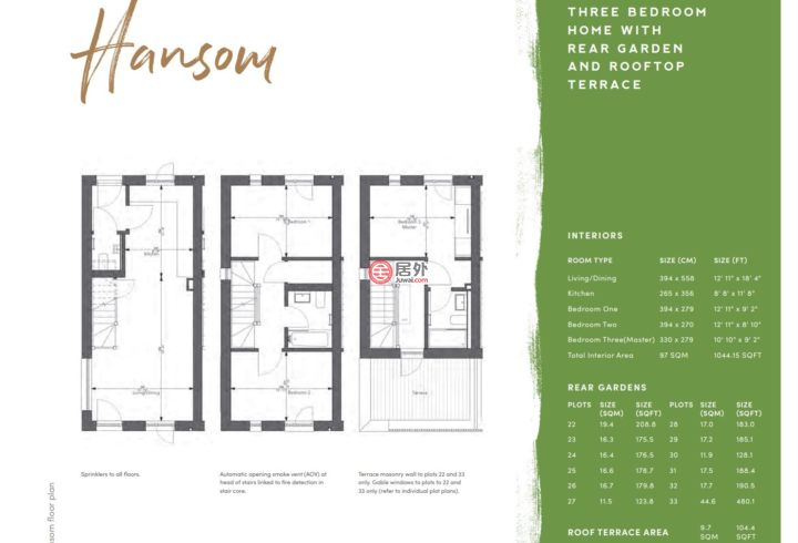 英国英格兰曼彻斯特的房产,Wilton Place ,编号56125468