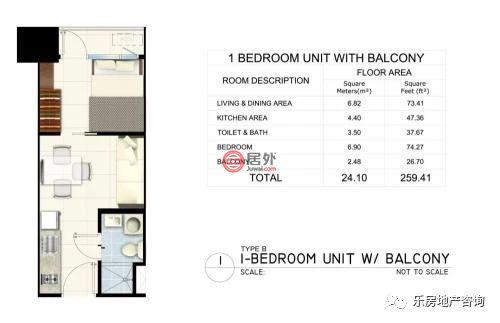 菲律宾National Capital Region曼达卢永的房产,Epifanio de los Santos Ave,编号49981466