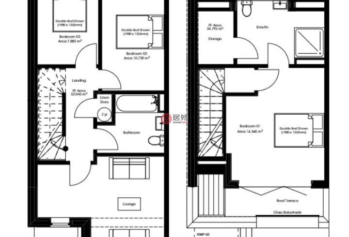 英国英格兰剑桥的房产,68-80 Perne Road,编号49914171
