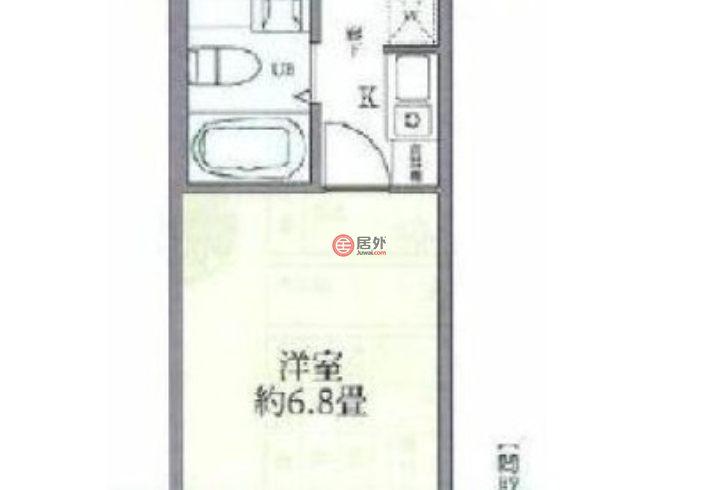 日本東京都Tokyo的房产,豊島区,编号47051297