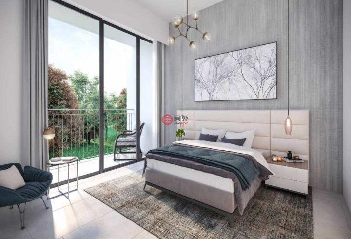 阿联酋迪拜迪拜的房产,La rosa 超高性价比联排别墅,编号50507396