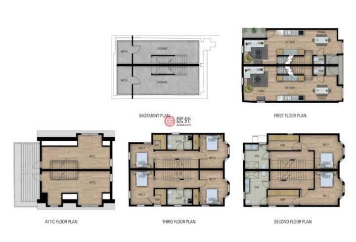 美国马萨诸塞州剑桥的房产,308-310 Broadway,编号45980983