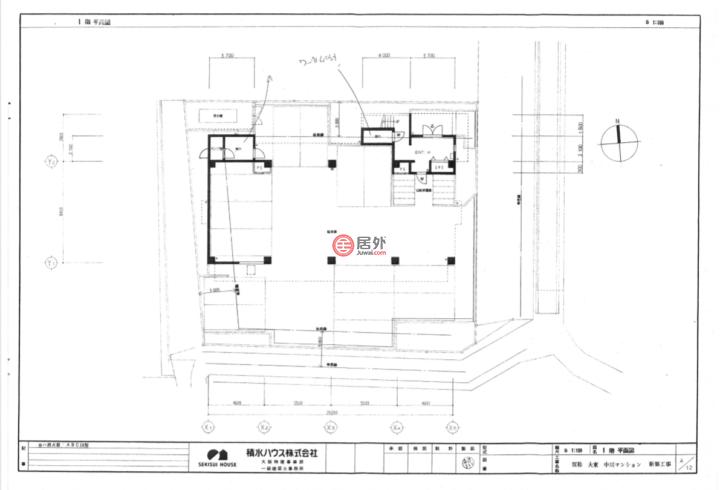 日本大阪府大东市的房产,北条六丁目3-31,编号47425754